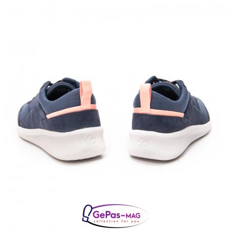 Pantofi casual dama din material textil Sillian Kae CL261519444