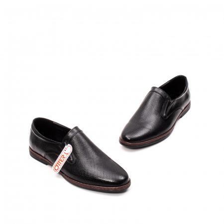 Pantofi barbati casual, piele naturala, OT-QRF 0152303