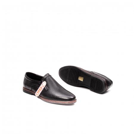 Pantofi barbati casual, piele naturala, OT-QRF 0152304