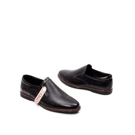 Pantofi barbati casual, piele naturala, OT-QRF 0152306