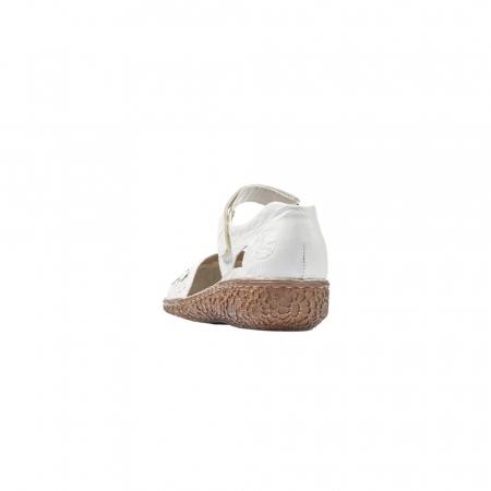 Pantofi dama, casual din piele naturala, RIK M0965-804