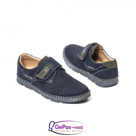 Pantofi casual vara pentru barbati, piele naturala, OT2828 42-22