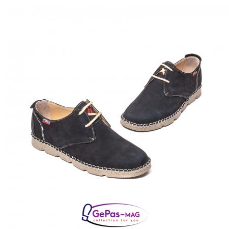 Pantofi casual vara pentru barbati, piele naturala, OT2829 42-21