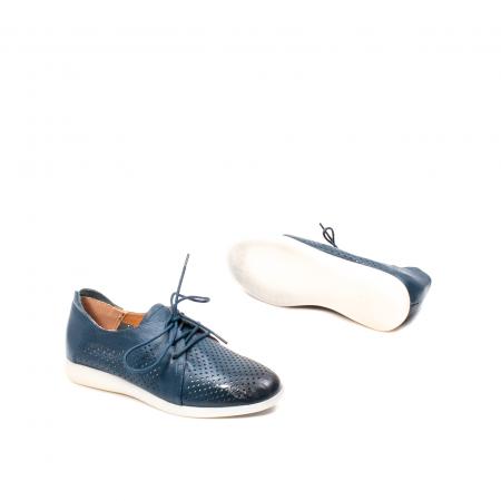 Pantofi dama vara casual, piele naturala, E7T9698 42-N3