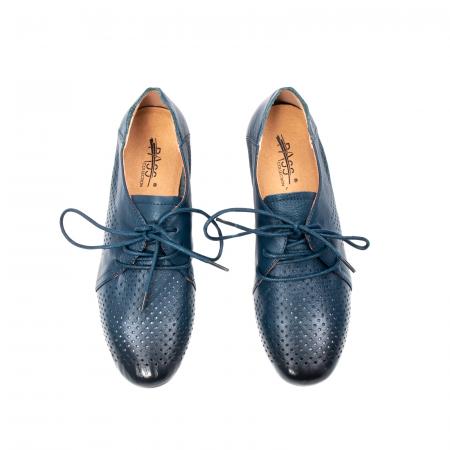 Pantofi dama vara casual, piele naturala, E7T9698 42-N5