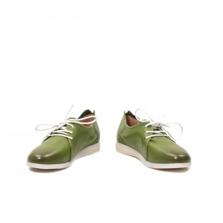 Pantofi dama vara casual, piele naturala, E7T9698 C5-N4