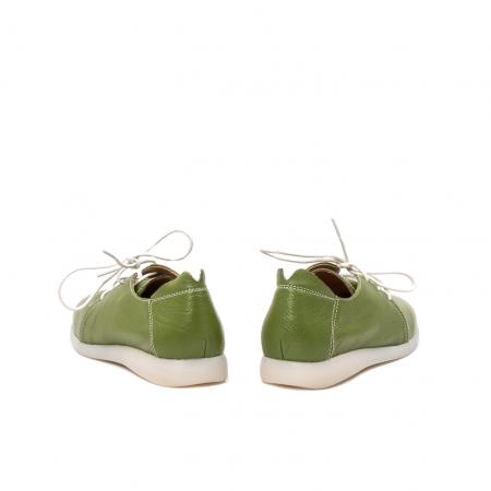 Pantofi dama vara casual, piele naturala, E7T9698 C5-N6