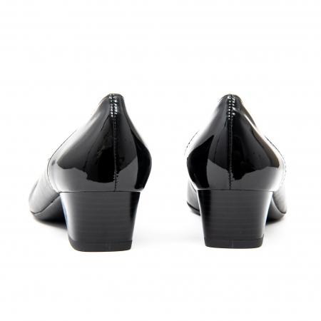 Pantofi dama eleganti piele naturala Ara 3585, Negru6
