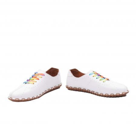 Pantofi dama, casual din piele naturala, E2H19Y2902 13-N2