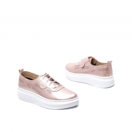 Pantofi dama casual, piele naturala, PsC C592100 C52
