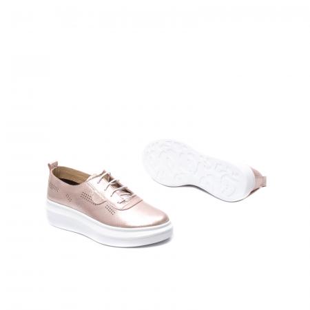 Pantofi dama casual, piele naturala, PsC C592100 C53