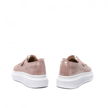 Pantofi dama casual, piele naturala, PsC C592100 C56