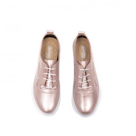 Pantofi dama casual, piele naturala, PsC C592100 C55