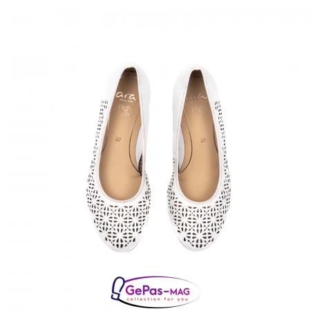 Pantofi dama de vara, piele naturala, 12-143345