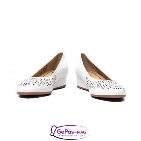 Pantofi dama de vara, piele naturala, 12-143344