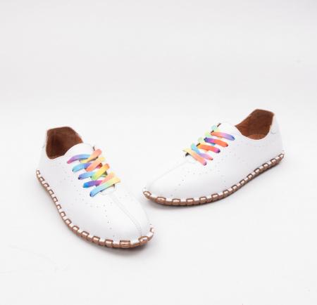 Pantofi dama, casual din piele naturala, E2H19Y2902 13-N3