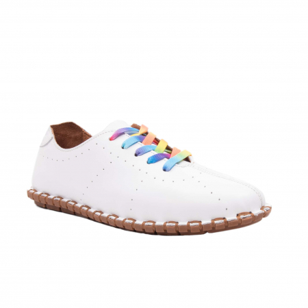 Pantofi dama, casual din piele naturala, E2H19Y2902 13-N0