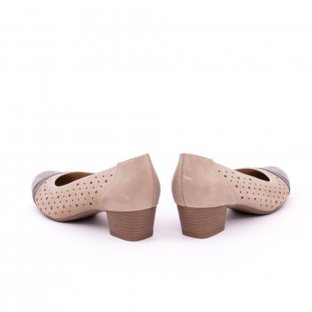 Pantofi dama marca ARA 12-35867 bej4