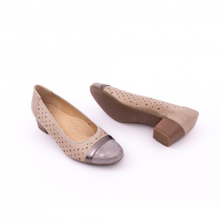 Pantofi dama marca ARA 12-35867 bej2