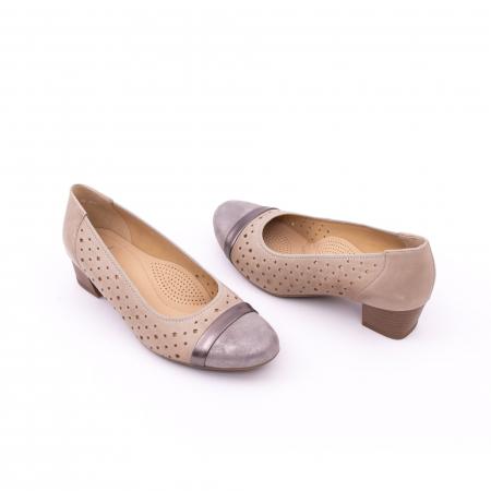 Pantofi dama marca ARA 12-35867 bej5