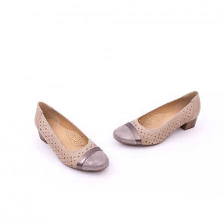Pantofi dama marca ARA 12-35867 bej1