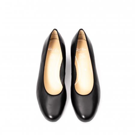 Pantofi dama piele naturala Ara 16601, negru5