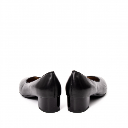Pantofi dama piele naturala Ara 16601, negru6