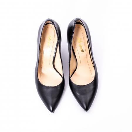 Pantofi dama piele naturala Nike Invest 1170N, negru5