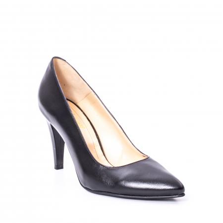 Pantofi dama piele naturala Nike Invest 1170N, negru0