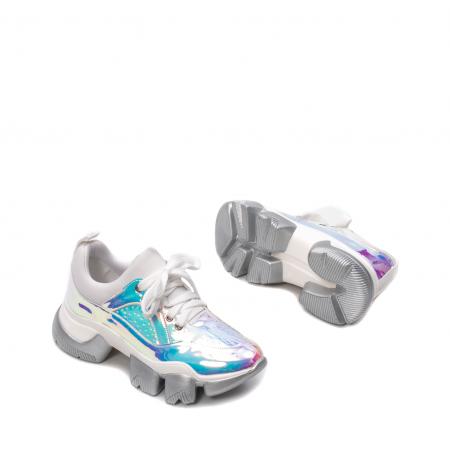 Pantofi dama sport, piele ecologica,  A6M099-2 F3-Z3