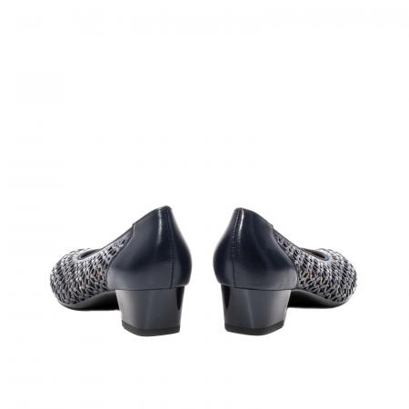 Pantofi dama, piele naturala, AR 12-35862 Bl6