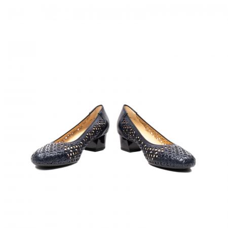Pantofi dama, piele naturala, AR 12-35862 Bl4