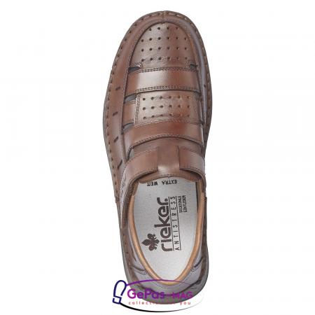 Sandale barbati, piele naturala, 05268-251