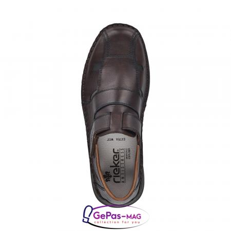 Sandale barbati, piele naturala, 05269-251