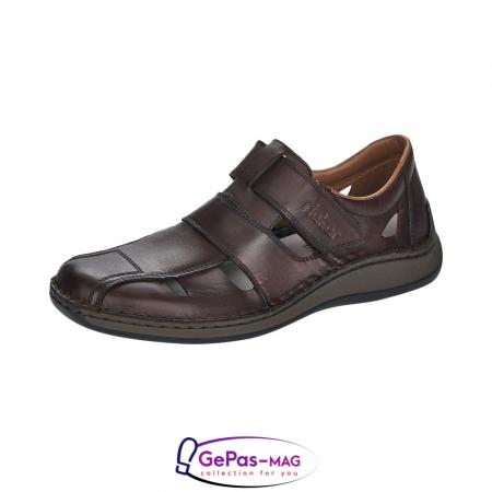 Sandale barbati, piele naturala, 05269-250