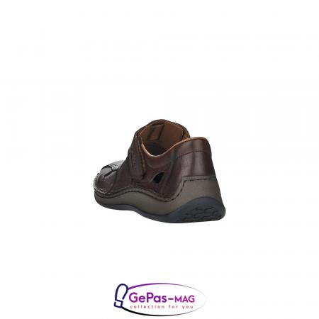 Sandale barbati, piele naturala, 05269-254