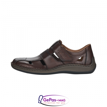 Sandale barbati, piele naturala, 05269-253