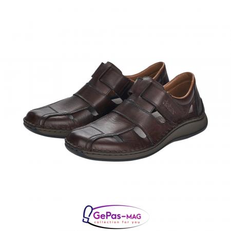 Sandale barbati, piele naturala, 05269-252