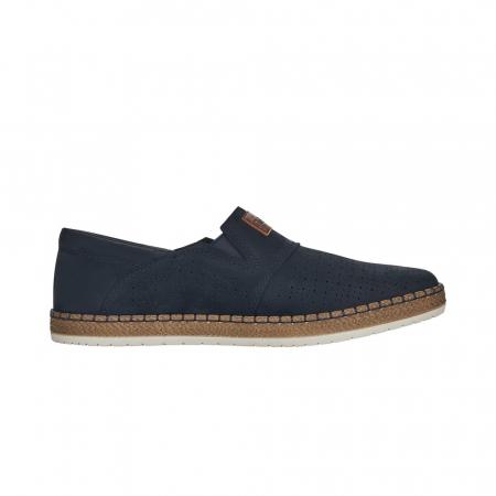 Pantofi de vara barbat, piele naturala nubuc, B52561
