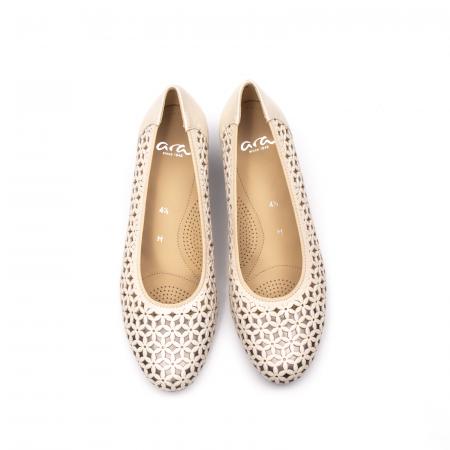 Pantofi dama vara, piele naturala, AR 12-35862 C5