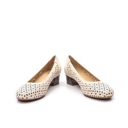 Pantofi dama vara, piele naturala, AR 12-35862 C4