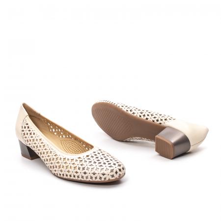 Pantofi dama vara, piele naturala, AR 12-35862 C3