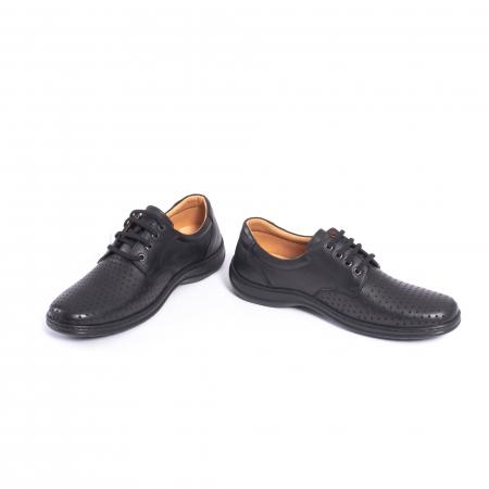 Pantofi de vara OT 147 negru4