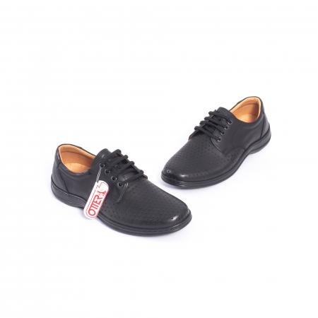 Pantofi de vara OT 147 negru1