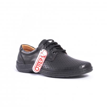 Pantofi de vara OT 147 negru0