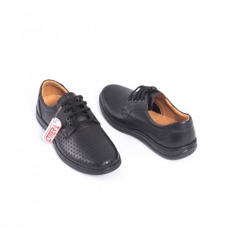 Pantofi de vara OT 147 negru3