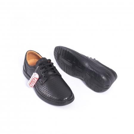 Pantofi de vara OT 147 negru2