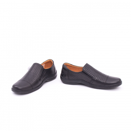Pantofi de vara OT 151 negru box6