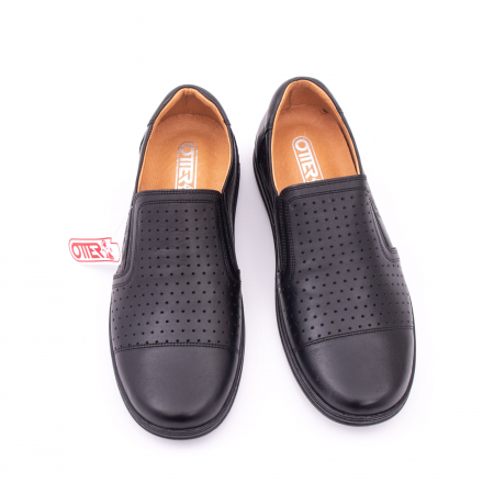 Pantofi de vara OT 151 negru box4