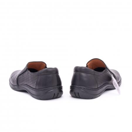 Pantofi de vara OT 151 negru box5
